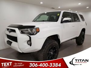 2016 Toyota 4Runner SR5|4x4|CAM|Leather|Sunroof|NAV