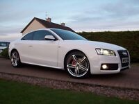 2010 AUDI A5 S-LINE SPECIAL EDITION TFSI 180 *LOVELY CAR* F.S.H