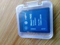 Sat Nav Vauxhall SD card 2016/2017