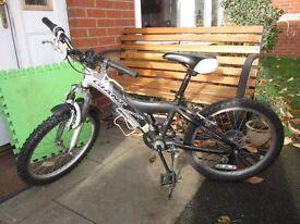 "Child's Bike Giant MTX 150 20"" Wheel"