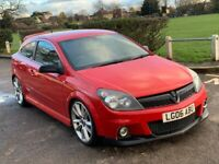 2006 VAUXHALL ASTRA 2.0 T VXR 240 BHP 3 DOOR HATCHBACK 5 SEAT POWERFUL SPORTS FAST RED NO GTI R32 ST