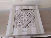 Laura Ashley 'Mr Jones' charcoal grey floor and wall tiles