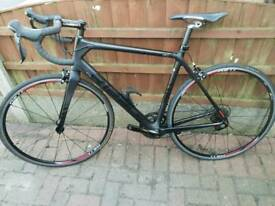 -Ribble R872 5800 special Edition spec with upgraded tyres.