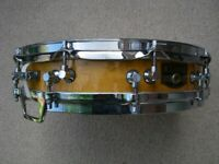 Tama AW623 Artwood BEM piccolo snare drum 14 x 3 1/2 - Japan - '80s