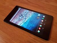 Nexus 7 2013 mint condition fully boxed