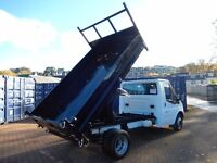 **BRAND NEW TIPPER BODY** for MWB Ford Transit chassis