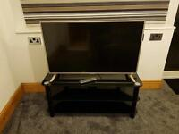 42 LCD/LED TV (LG) with TV stand