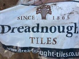 Dreadnought Red Ridge Tiles x 20