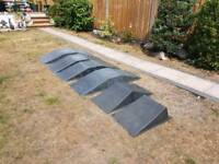 Skate/ Scooter/Bmx Launch Ramps - Just £7.50 Each
