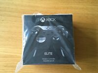 XBox Elite wireless controller boxed, brand new and unused