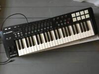 M-AUDIO - oxygen49 - usb midi keyboard controller