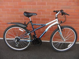 Ladies bicycle APOLLO Gradient with 18 gears in good working order