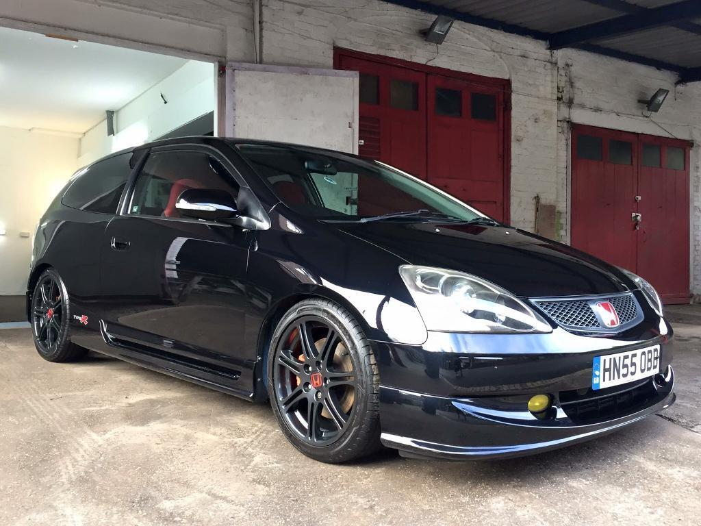 honda civic type r ep3 premier edition in donnington. Black Bedroom Furniture Sets. Home Design Ideas