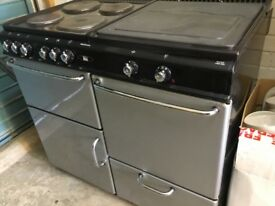stoves Newhome Range Electric Cooker