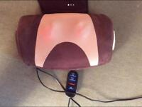 Massage Vibration and Heat machine remote controlled