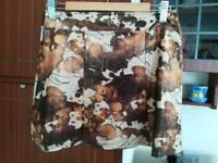 Ladies skirt and matching top