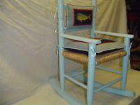 Rocking Chair with Elizabeth Bradley Design