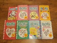 7 Dork Diaries Book Set With Special World Book Day Edition