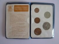 Britains First Decimal Coins set of 5