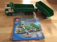 LEGO City Heavy Hauler Truck 7998