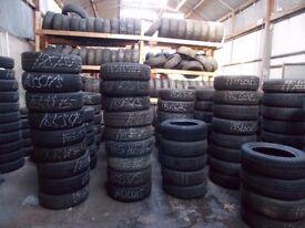 Part Worn Tyre Sale ~ Dundrum