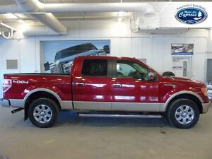 2013 Ford F-150 Lariat *REMOTE START - HEATED/COOLED SEATS*