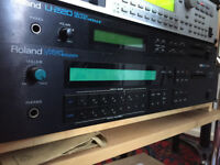 Roland D550 Rack Module Synthesizer