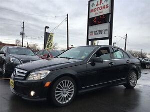 2010 Mercedes-Benz C-Class C250, Leather, Heated Seats, Sunroof,