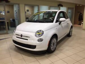 2016 Fiat 500 POP*MANUELLE*CRUISE*BLUETOOTH*