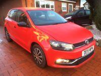 Volkswagen VW polo 2015 Cheap car