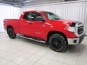 2015 Toyota Tundra TRD 4X4 OFF ROAD SR5 i-FORCE 5.7 L V8 4DR