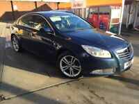 Pco uber ready Vauxhall insignia cdti Sri diesel, 2011 low miles 61200, Pco uber ready