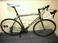 Boardman Road Comp 56cm Road Racing Bike Like New With Carbon Seatpost and fork