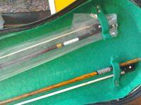 Violin, Bows, Case & Accessories