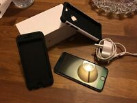 "iPhone 6 16GB Black MINT condition (1 month old) PLUS 2 CASES ""Vodafone"""