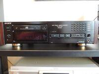SONY CDP - X55ES CD PLAYER