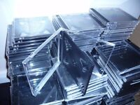 195 Jewel Case Plastic