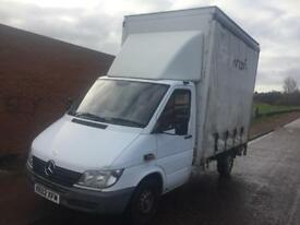 Mercedes Sprinter 313 Cdi Curtainsider