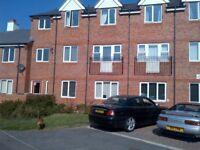 Modern unfurnished 2 bedroom penthouse flat Redcar