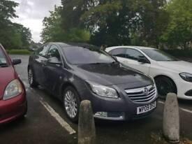 Vauxhall insignia elite cdi