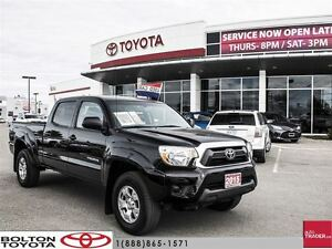 2014 Toyota Tacoma 4x4 Dbl Cab V6 5A 4X4 Great Condition, Ready
