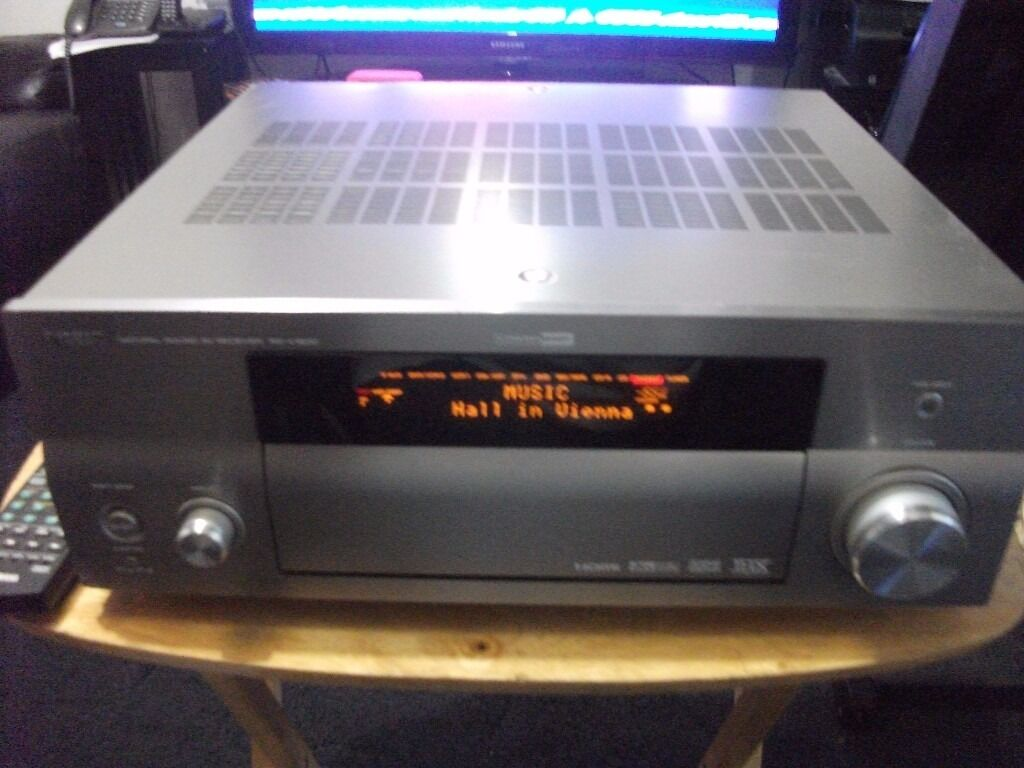 Yamaha amplifier receiver rx v1600 in leicester for Yamaha rx v1600 manual