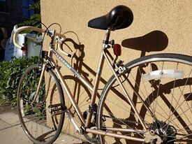 Vintage Peugeot Racer Bicycle For Sale