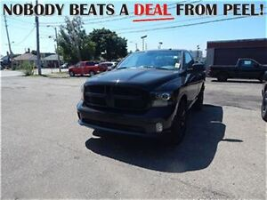 2016 Ram 1500 **Brand NEW** LTD Edition BLK TOP 4x4 Only $29, 99