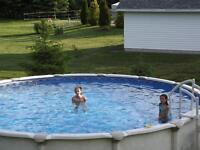 pool salt water