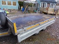 Brenderup 10 x 6 Dropside Flatbed Trailer NOW SOLD NOW SOLD