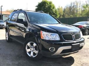 2007 Pontiac Torrent All-Wheel-Drive Sport Leather Sunroof DVD