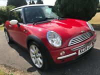 1.6 BMW Mini Cooper for sale with 94k on the clock!