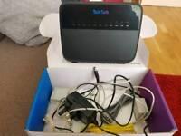 Talk talk broadband wireless router