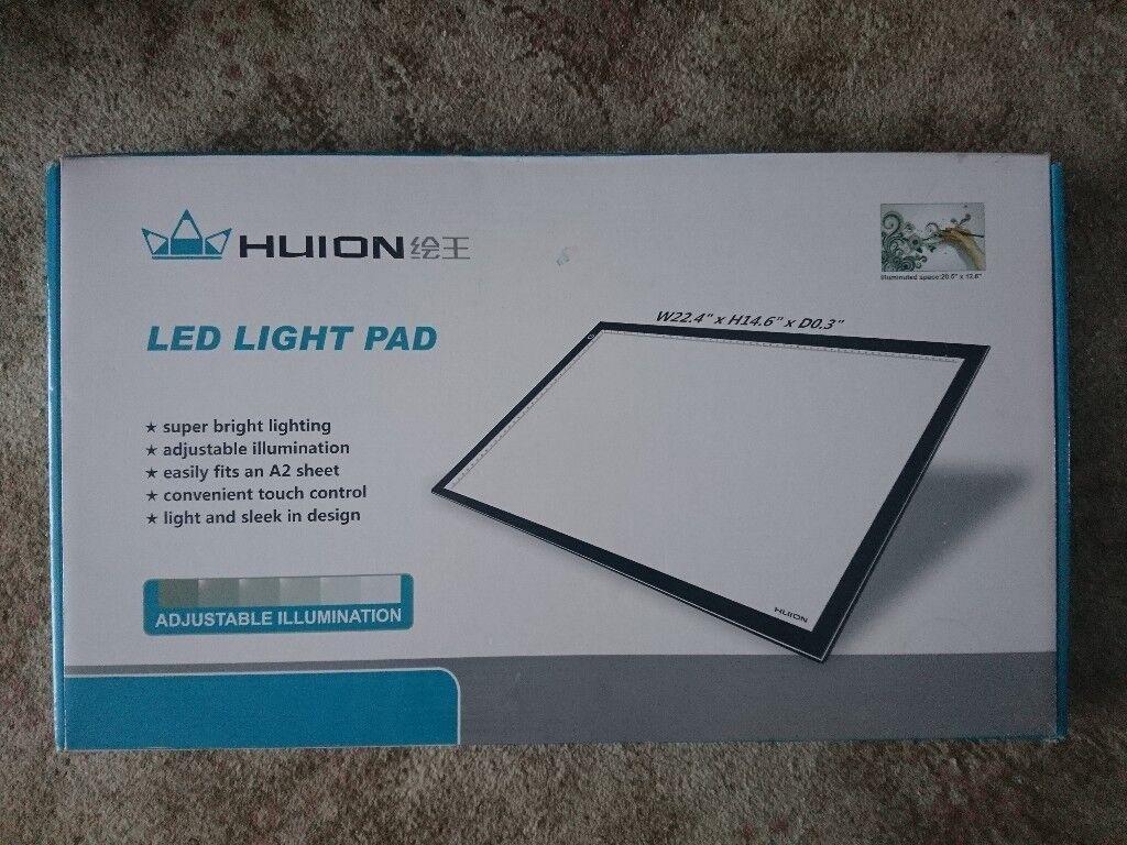 Huion LED A2 lightbox/lightpad